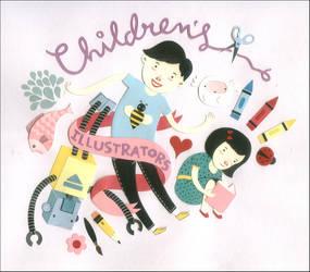 children's illustrators by mr-boonshine
