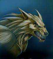 Werewolf by jamespuga