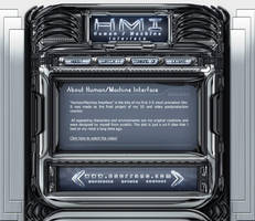Metallic Device - HMI Web by E-Serrano