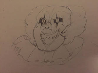 (OC) Silent Scream headshot by Hulk61