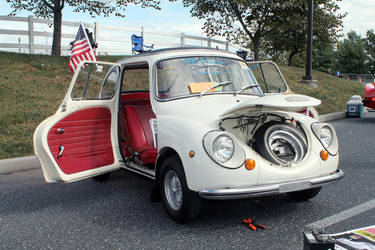 Nothing Says 'America' Like A Japanese Subcompact by SwiftysGarage