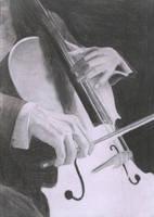Cello by luckyilshad
