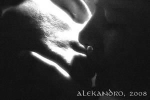 Beso 1 by Alekandro