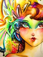 WIP: Rainbow XD by rianbowart