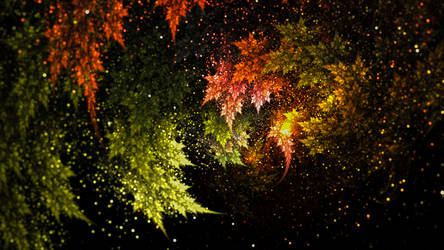 Autumn Day by Anyzamarah