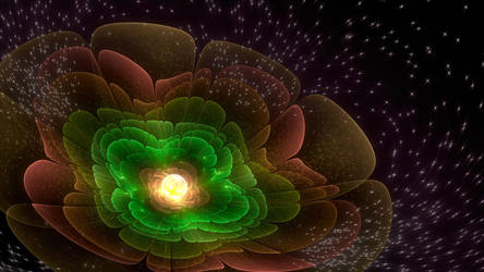 Night Flower by Anyzamarah