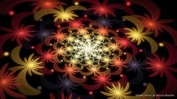 Flower Dance by Anyzamarah