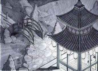 Isometric illustration 02 by LisaCrowBurke