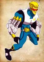 oO Captain Commando Oo by pencil-ninja