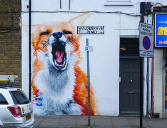 Turnpike Ln Fox by WhoAm-Irony