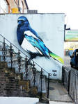 Magpie by WhoAm-Irony