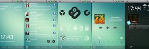 HTC Hero: Clear Matte by KimboPrice