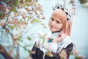 Felicia from Fire Emblem Fates Cosplay by Tinu-viel