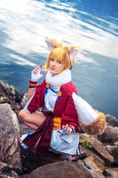 Selkie from Fire Emblem Fates - Cosplay by Tinu-viel