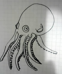Octopus by mjuanm