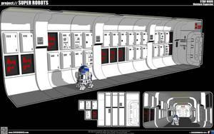 Tantive IV Corridor by cosedimarco