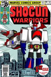 Shogun Warrior #001: Danguard Ace by cosedimarco