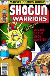 Shogun Warrior #004: Space Robot by cosedimarco