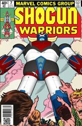 Shogun Warrior #007: Grendizer by cosedimarco