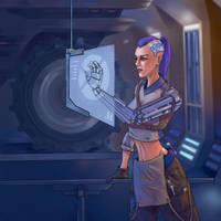 Engineer by GoodnessForFree