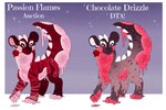 Glitzoo DTA and auction! CLOSED by PixieCatAdopts