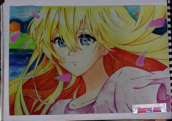 VioletEvergarden by kurosaki720