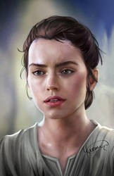 Rey by Yasmine-Arts