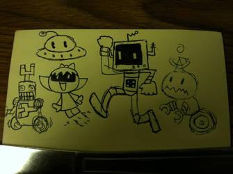 Robots by Raphiel4-u