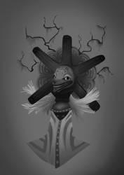 Maskpoop by Schakalo