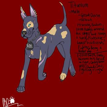 Titanium by shadowwolfginga