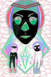 pastel by MisterISK