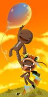 Little Big Planet - Take Off by Dayu