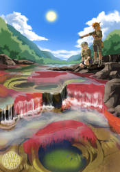 Cano Cristales by Dayu