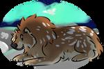 Taikunfoo Explore 8 || Owed Art/Gift by unicorn-tails