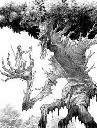 Treefolk by Kanal