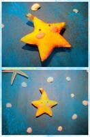 Starfish. by Croppka