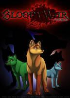 Bloody War Cover by NaokoHara