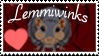 South Park- Lemmiwinks Stamp by Reicheru25