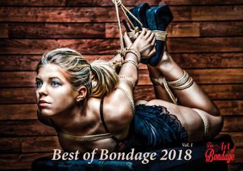 Calendar Best of Bondage 2018, Fine Art of Bondage by Model-Space