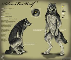 SFW refsheet by Yellow-eyes