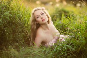 Golden Skin and Sky by FDLphoto