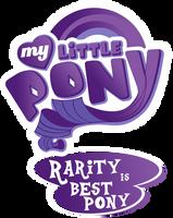 Fanart - MLP. My Little Best Pony Logo by jamescorck