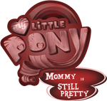 Fanart - MLP. My Little Pony Logo - LMR by jamescorck