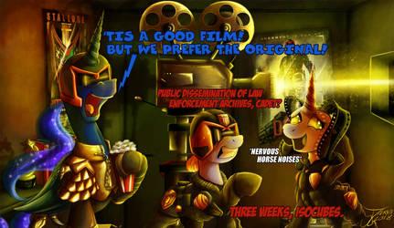 Ask Movie Slate - Episode 228 - Dredd by jamescorck