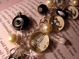 Nephilim Bracelet Closeup I by bitemekthx