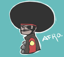 TF2 - AFRO by Qurugu