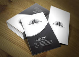 Property business card v3 by Lemongraphic