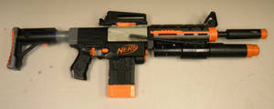 Nerf Recon M4 by autobot523
