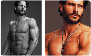 Joe Manganiello by courtyrc
