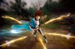 Dynasty Warriors 7, Zhong Hui - A circle of swords by IscariotElian
